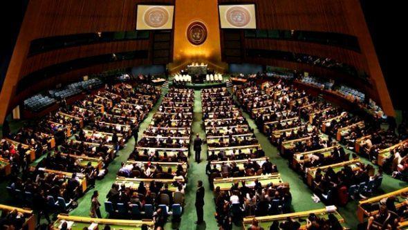 المقابلة الأولى لاختيار الأمين العام المقبل للأمم المتحدة