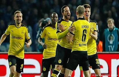 مواجهة ساخنة بين دورتموند وبايرن ميونيخ في نهائي كأس ألمانيا