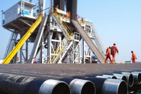 شركة بريطانية تطلق عمليات التنقيب عن الغاز شرق المملكة