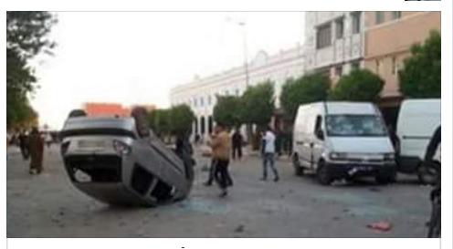 توقيف 6 متورطين في فضيحة جمعة أسحيم السبت المشؤم