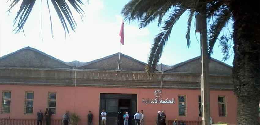 """"""" المحكمة الإبتدائية برشيد"""" القضاء يبت في حادثة سير مميتة"""