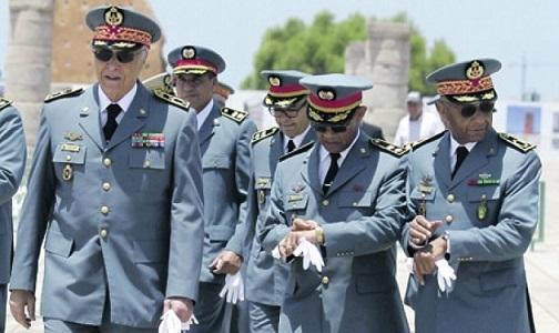 الدرك يتجه إلى تقليص عدد الجنرالات وبنسليمان يعيد هيكلة الجهاز