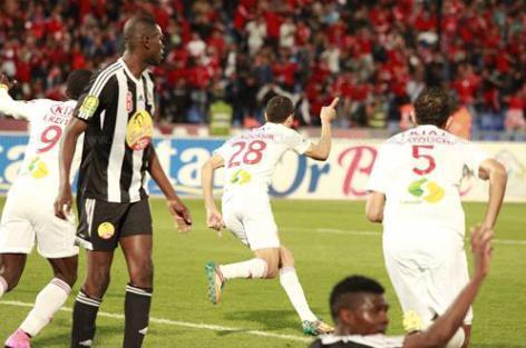 """رسميا .. """"الكاف"""" يعاقب الوداد الرياضي في عصبة الأبطال الإفريقية"""