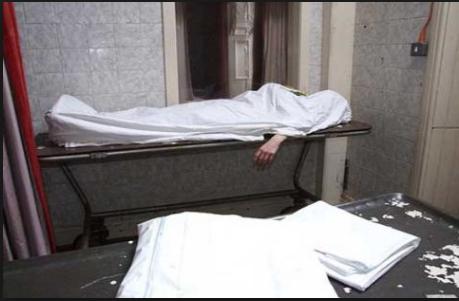 العثور على جثة هامدة بسطات