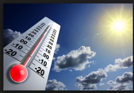 طقس حار بمعظم ربوع المملكة