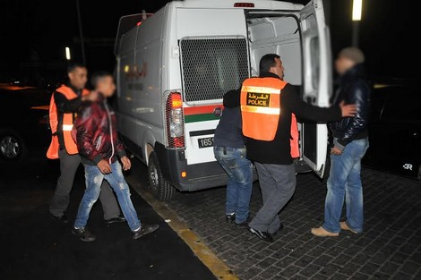 الشرطة القضائية بمراكش تعتقل أول أفراد شبكة للدعارة الراقية