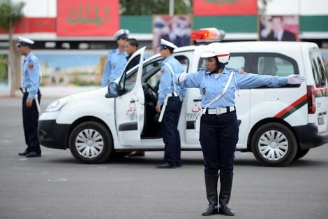 المديرية العامة للأمن الوطني تعزز شرطة المرور بالدار البيضاء المتخصصة في الأمن الطرقي والسلامة المرورية