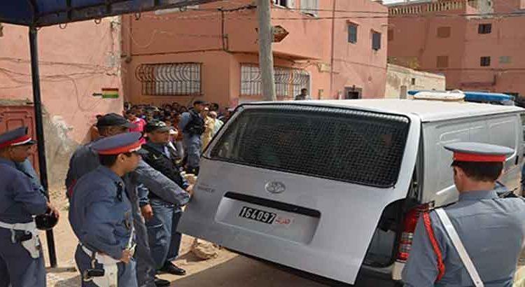 اعتقال « أجودان » في الدرك الملكي بالرباط
