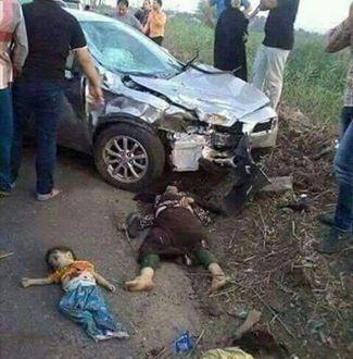 حادثة سير رهيبة بنواحي جرسيف