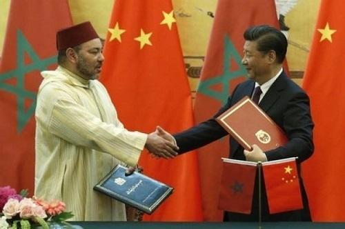 فعاليات اقتصادية صينية تزور منطقة طنجة