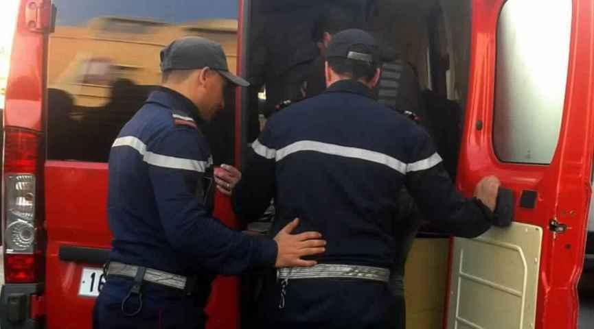 """شقيق """"الوزير"""" الرباح يتعرض لمحاولة قتل قبل آذان المغرب"""