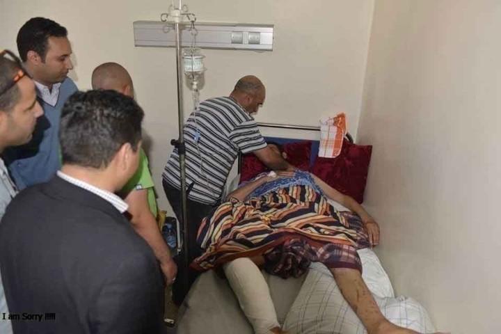 بيان تضامني لنقابة الصحافيين المغاربة مع الزميل المصور الصحفي عزيز زغلول المهمل داخل مستشفى عمومي صغير بالبيضاء