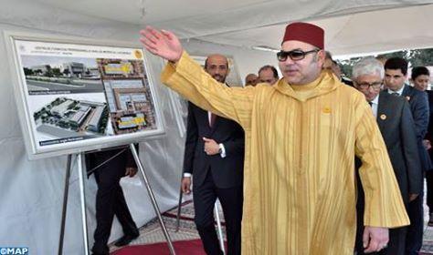 الملك محمد السادس يدشن مركزا لتشخيص وعلاج الأمراض المزمنة بالمحمدية