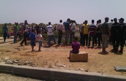 السلطات المحلية باسفي تتجند للبحث عن الافعى بمنطقة سيدي بوزيد