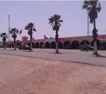 سرقة محلات تجارية بجماعة لغليميين إقليم برشيد
