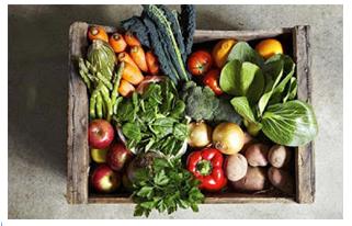 الخضروات وفوائدها
