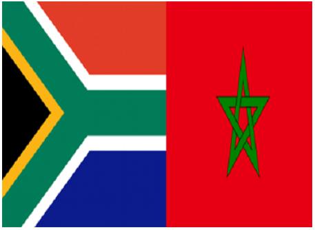"""جنوب إفريقيا: نتقاسم مع المغرب """"روابط الصداقة والتضامن"""""""