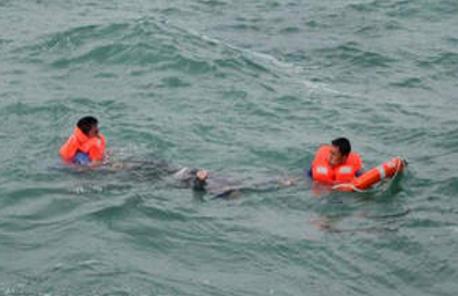 غرق شاب وإنقاذ اثنين بشاطئ سيدي رحال إقليم برشيد