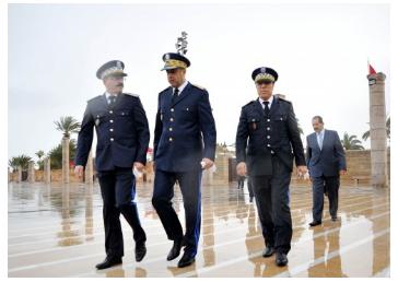 عاجل اقالة مصطفى اللكاك الرجل القوي بالاستعلامات العامة بولاية أمن الدار البيضاء