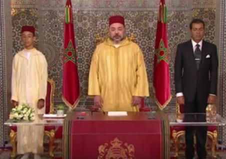 عظيم.. التسجيل الكامل لخطاب الملك محمد السادس في الذكرى الـ 63 لثورة الملك والشعب