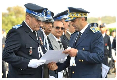 الحموشي يتخد قرار تأديبيا في حق رئيس المصلحة الادارية الاقليمية بأمن الجديدة