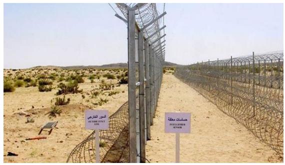 عاجل: الجزائر تغلق حدودها مع تونس