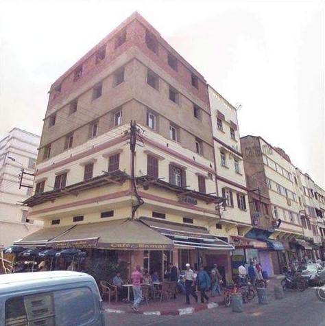 """لماذا لم يتم استدعاء """"فريق سلا"""" للوقاية المدنية في حادث انهيار عمارة شارع الشجر"""