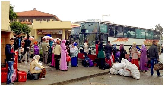 تسعيرات النقل تتضاعف بحلول العيد وحقوقيون يدقون ناقوس الخطر