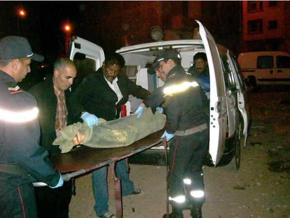 مراكـش :عسكري سابق ينهي حياة زوج شقيقته وهو غارق في النوم