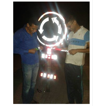 # مبادرة إنسانية من شباب سكان حد سوالم #.