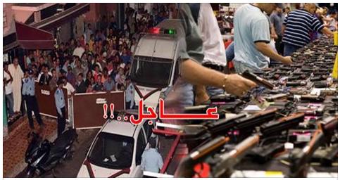 عاجل.. الرصاص يلعلع يوم الانتخابات بحي درب غلف