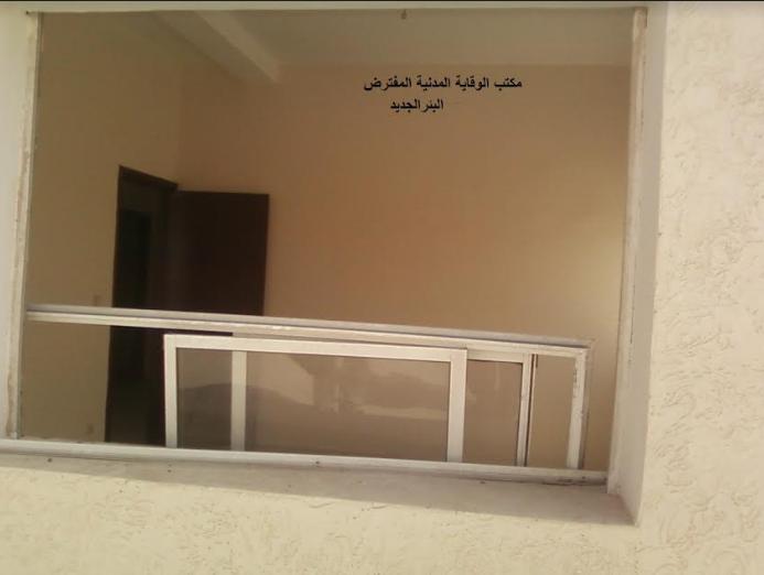 عيب وعار هادشي مدينة البئرالجديد فيها 30 ألف نسمة ومعندهاش الوقاية المدنية