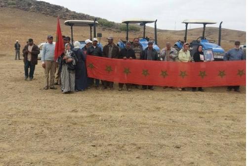 تطورات النزاع العقاري بين عائلات مغربية وإماراتي في أزرو