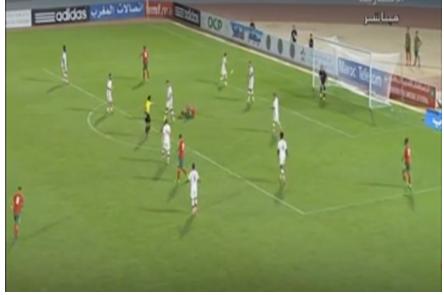 تسجيل كاملة لمباراة المغرب 2 – 0 الرأس الأخضر تصفيات كأس أفريقيا إياب بصوت الشراط