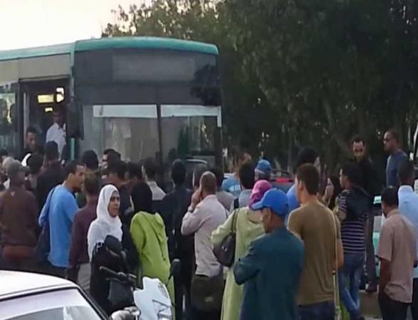 أزمة حادة في النقل بالبيضاء بعد اختفاء حافلات «مدينة بيس»