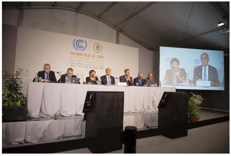 """المغرب يعلن نجاح """"كوب 22"""" وريادته في قضايا المناخ"""