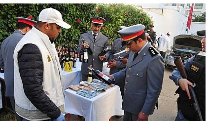 الدرك الملكي 2 مارس يفكك شبكة لترويج الخمور