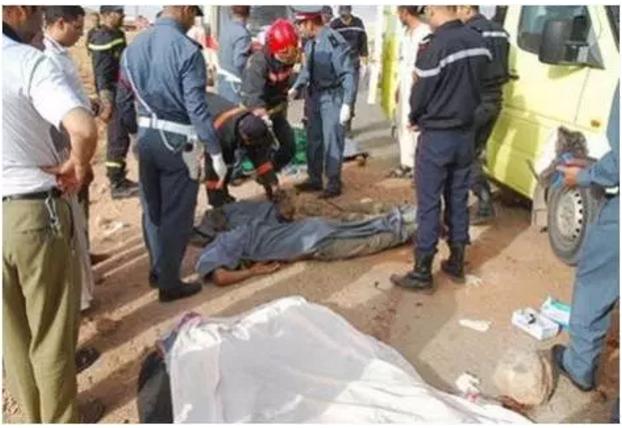 مصرع شخصين في مطحنة زيت الزيتون خنقا بالفقيه بن صالح