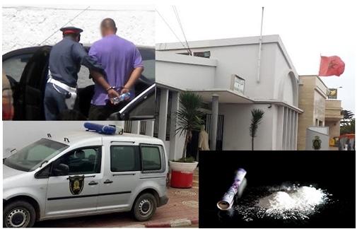 """الجديدة : تفاصيل مثيرة أثناء القبض على """" ولد العور """" بسيدي بوزيد –"""