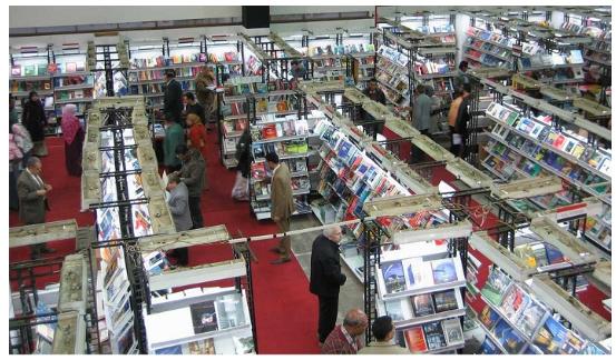 مشاركة مغربية مهمة في 3 معارض دولية للكتاب