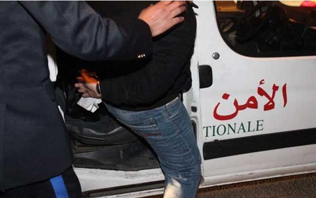 """عناصر""""الحموشي"""" تفكك عصابة تنشط بمدن فاس وجدة و الجديدة وتعتقل زعيمها """" الداعشي"""""""