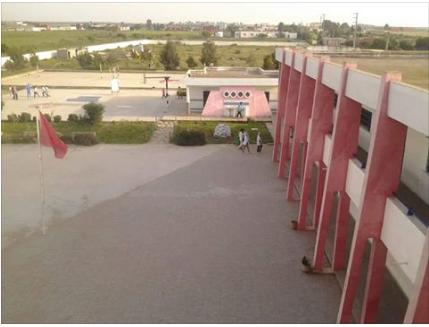 صرعات بثانوية الخوارزمي التأهيلية سيدي رحال الشاطئ إقليم برشيد