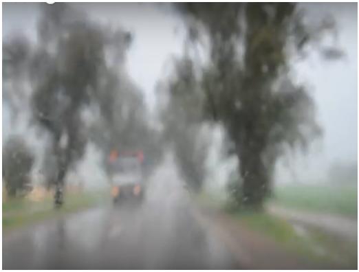 أمطار الخير اليوم  ببرشيد و سوالم بشرى على الفلاح وخا بقا غير الأجور