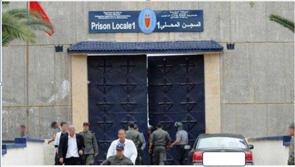 فرار سبعة سجناء من سجن سلا بعد اعتدائهم على موظفين