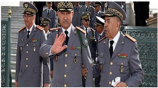 إعفاء أربعة ضباط كبار بالقوات المسلحة الملكية بالمنطقة الجنوبية