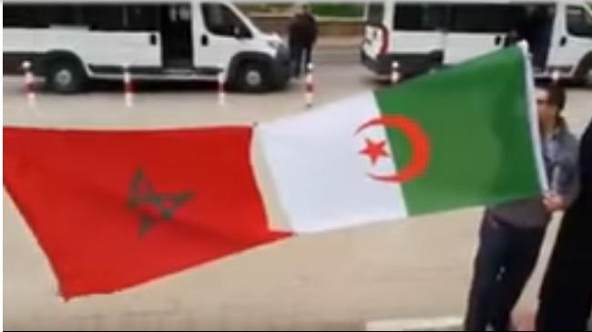 نداء لفتح الحدود بين المغرب و الجزائر