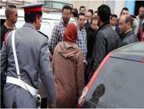 اعتقال خضار ستيني في حالة تلبس صحبة امرأة متزوجة بمراكش