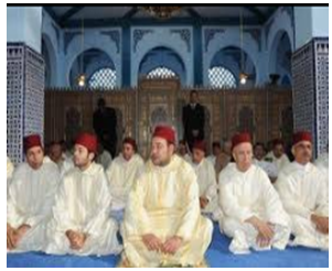 خطيب مسجد الأميرة عائشة بتراب عمالة مقاطعات ابن امسيك والفرقة الضالة
