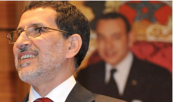 سعد الدين العثماني أول تصريح لرئيس الحكومة الجديد