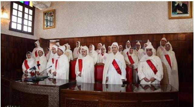 عبد النباوي يتعهد بجعل النيابة العامة أداة فعالة لمكافحة الجريمة والمجرمين